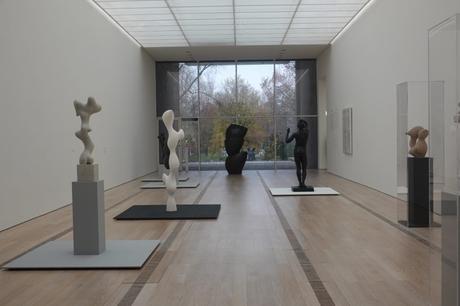 Rodin / Arp à la Fondation Beyeler