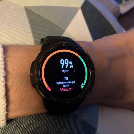 Honor Watch GS Pro activité quotidienne