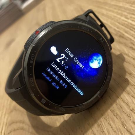 Honor Watch GS Pro montre connectée