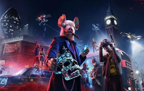 Watch Dogs Legion : Mon test sur PS5