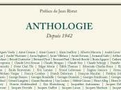 Lettres françaises, anthologie