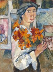 Autoportraits féminins en peinture