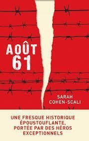 Août 61 de Sarah Cohen-Scali