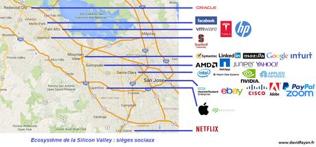 Index 2020 de la Silicon Valley : les données