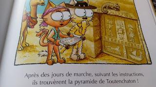 Les chats Venturiers de Stéphanie Dunand-Pallaz et Sophie turrel