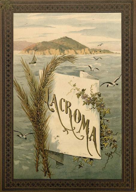 Lacroma — Un livre de l'archiduchesse Stéphanie