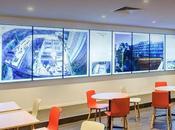 moniteurs Philips grand format pour entreprise construction