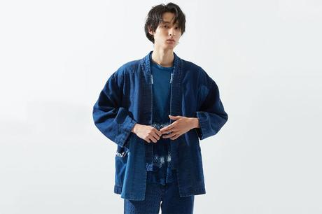 BLUE BLUE JAPAN – S/S 2021 COLLECTION LOOKBOOK