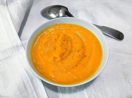 Orange Japon – Soupe de carottes