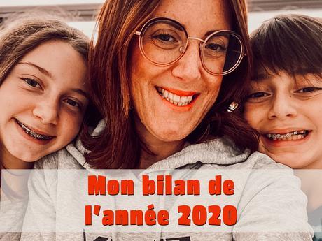 Mon bilan de cette année 2020