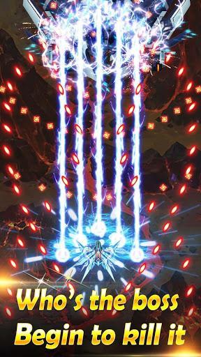 Télécharger Gratuit Raiden Galaxy Attack - Alien Shooter APK MOD (Astuce) screenshots 3