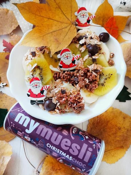 🎁 My Muesli, la pause bio de Noël