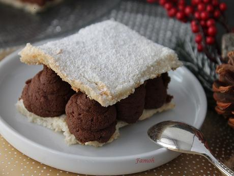 Succès au chocolat sans beurre
