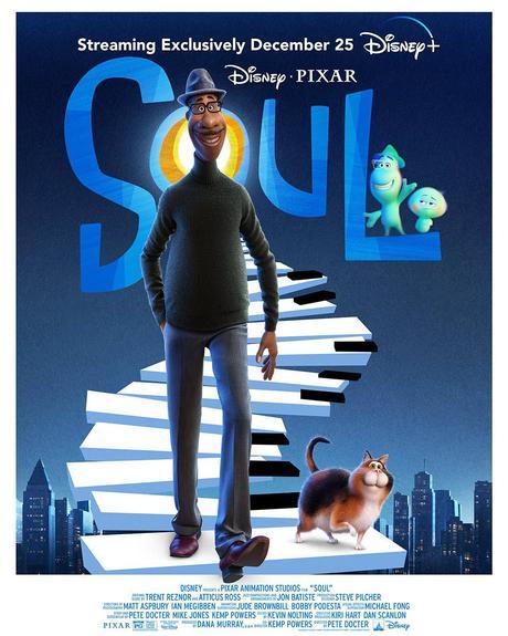 Soul (2020) de Pete Docter et Kemp Powers
