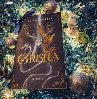 Grisha, tome 1 : Les orphelins du royaume de Leigh Bardugo