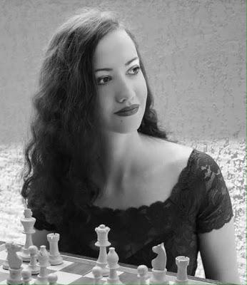 Cécile Haussernot, une championne d'échecs surdouée