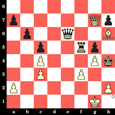 Les Blancs jouent et matent en 4 coups - Semyon Furman vs Victor Bojarinov, Leningrad, 1965