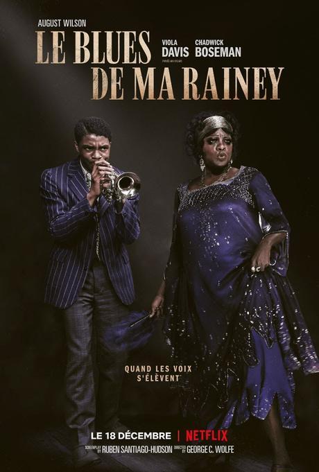 Le Blues de Ma Rainey (2020) de George C. Wolfe