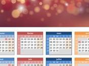 Comment créer calendrier perpétuel Excel