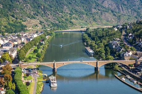 La Moselle à Cochem © Lightboxx via Twenty20
