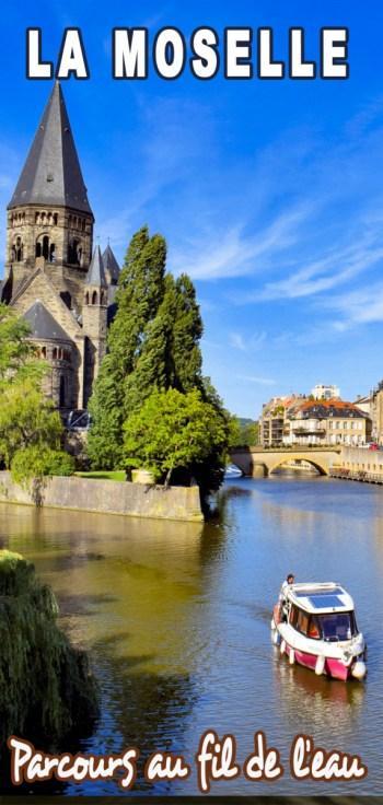Au fil de la Moselle © French Moments