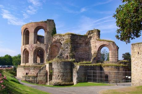 Trier Kaiserthermen © Berthold Werner - licence [CC BY-SA 3.0] from Wikimedia Commons