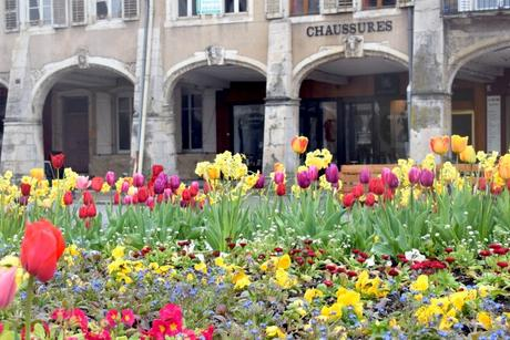 Photos de printemps en Lorraine - Pont-à-Mousson © French Moments