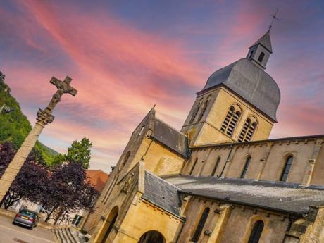 L'église de Gorze © French Moments
