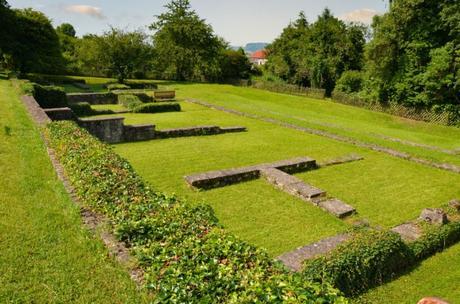 Ruines de la Villa romaine de Nennig © Carole Raddato - licence [CC BY-SA 2.0] from Wikimedia Commons
