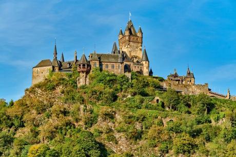 Le Reichsburg à Cochem. Photo © haveseen [Envato Elements]