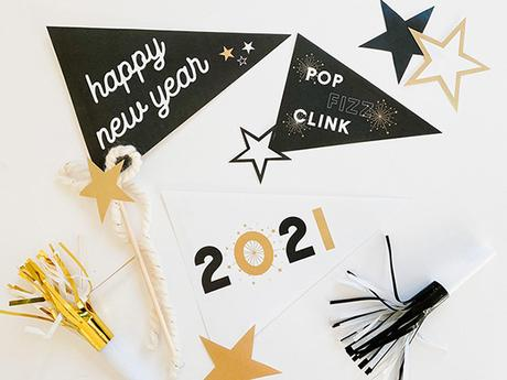 Etsy New Years Eve DIY