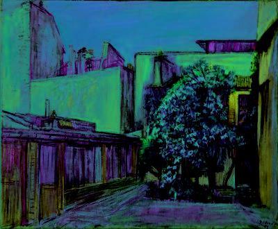 Impasse Ronsin. Meurtre, amour et art au cœur de Paris