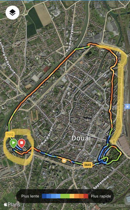 Bug GPS 2021 Fenix 6
