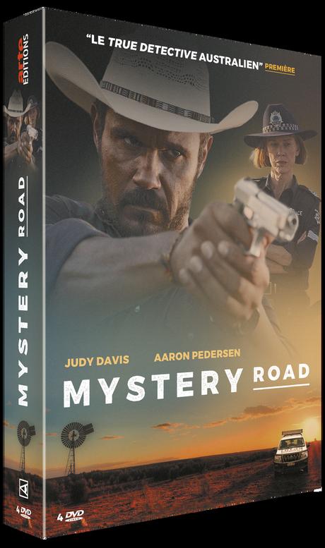 Sortie DVD : MYSTERY ROAD saison 2