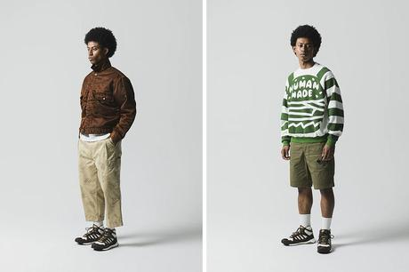 HUMAN MADE – S/S 2021 COLLECTION LOOKBOOK