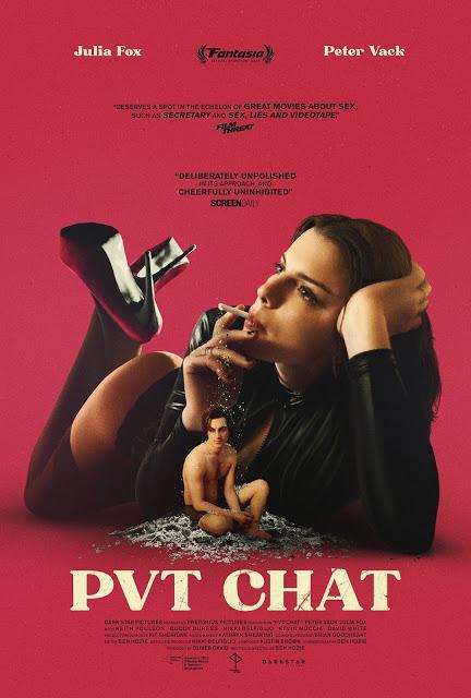 Premier trailer pour PVT Chat de Ben Hozie