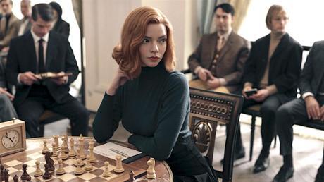 [Série TV] Le Jeu de la Dame : La série qui m'a remis aux échecs !