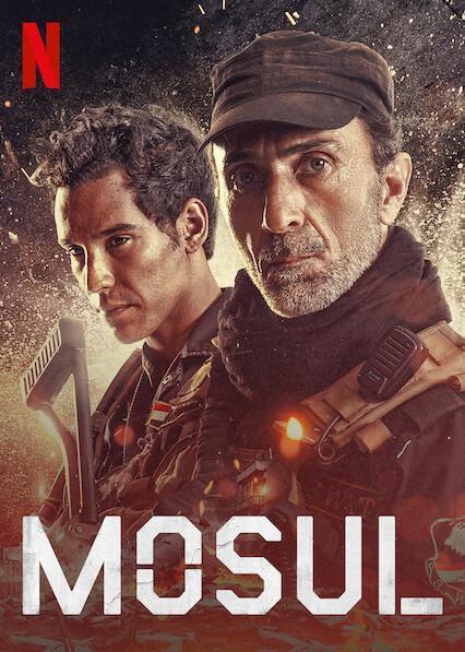 Mosul (2020) de Matthew Michael Carnahan