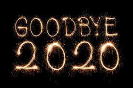 Goodbye 2020 !!