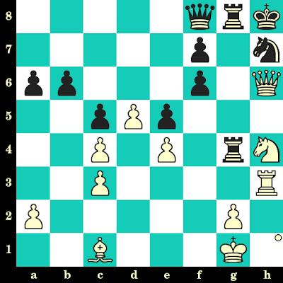 Les Blancs jouent et matent en 2 coups - Alexander Riazantsev vs Artem Iljin, St. Pétersbourg, 1997
