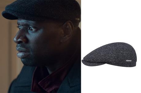 LUPIN : la casquette d'Assane Diop dans l'épisode 2