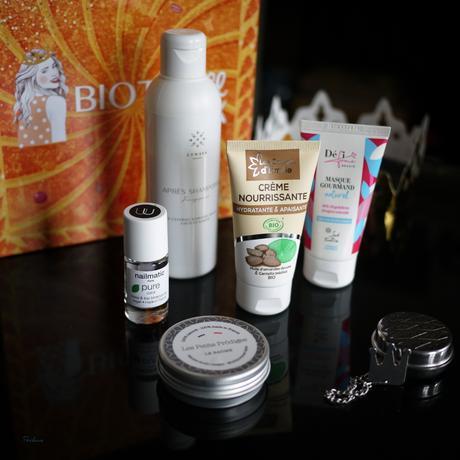Biotyfull Box - Janvier 2021 : une sélection à l'amande