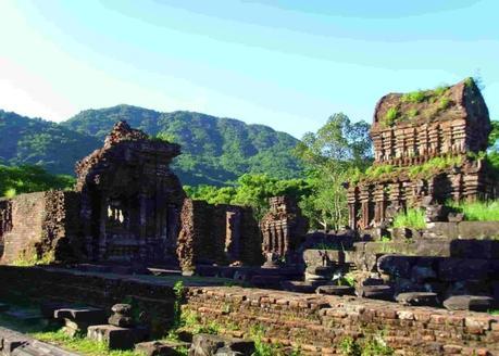 sites Unesco - sanctuaire My Son