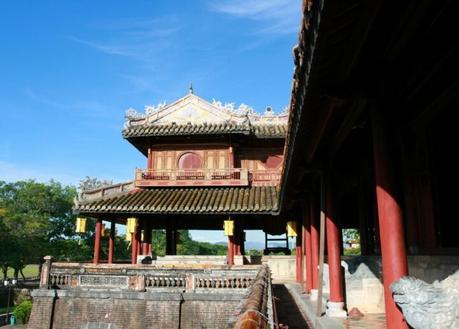 sites Unesco - Cité interdite Hue