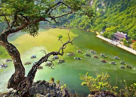sites Unesco - Réserve Naturelle Trang An