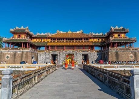 sites Unesco - citadelle impériale Hue