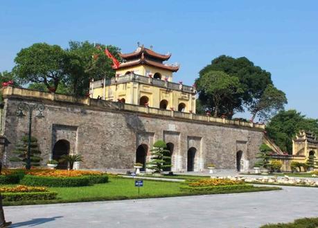 sites Unesco - citadelle impériale Thang Long