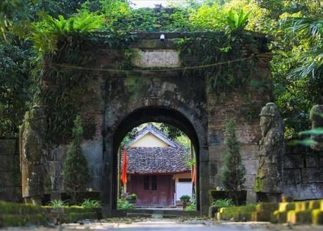 sites Unesco - citadelle dynastie Ho