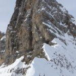 Col Nord des Pointes Longues, en traversée (2320 m)