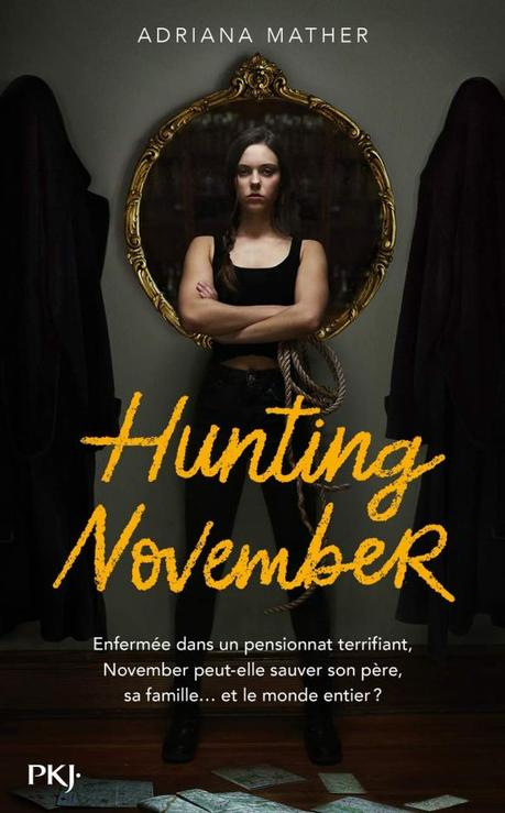 Hunting November de Adriana Mather